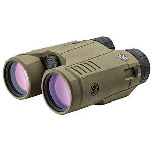 Sig Sauer Kilo 3000BDX 10x42 Rangefinding Compact Binocular Polymer Green