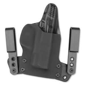 Blackpoint Tactical Mini Wing IWB Holster S&W Sheild Right Hand Kydex Black 101701