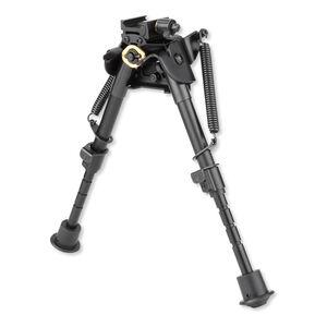 "Aimtech 6-9"" Bipod Tactical Rail Mount Notched Leg"