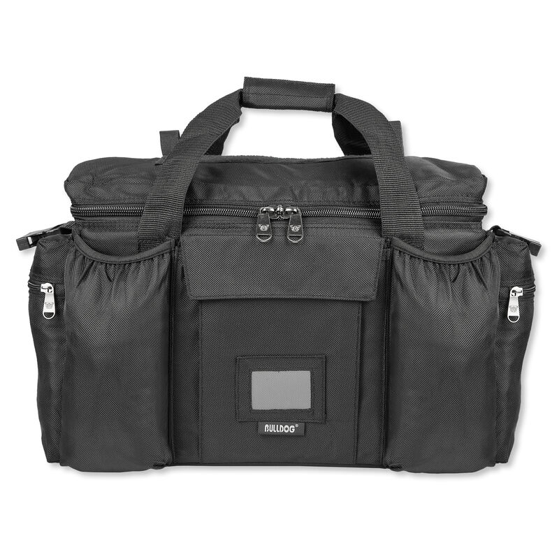 "Bulldog Tactical Range Bag, 22"" x 8"" x 13"", Nylon, Black"