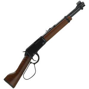 "Henry Mare's Leg Lever Action Handgun .22 LR 12.875"" Barrel 10 Large Loop Rounds Adjustable Rear Sight Walnut Stock Blued H001ML"