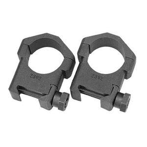 Badger Ordnance 30mm High Scope Rings Picatinny Black