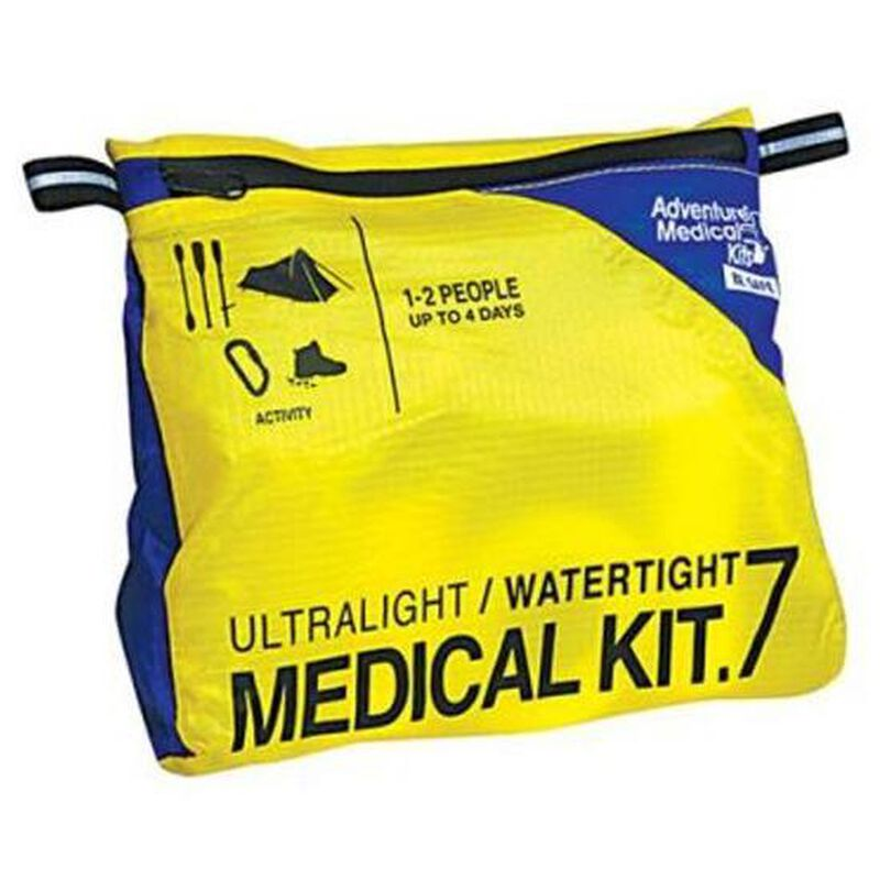 Adventure Medical KIts Ultralight/Watertight .7 First Aid Kit 0125-0291