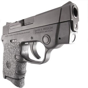 TALON Grips Adhesive Grip S&W Bodyguard 380 Rubber Black 701R