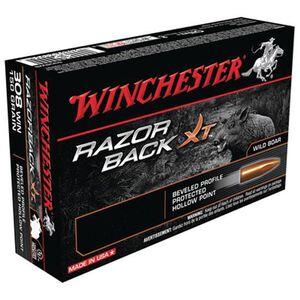 Winchester Razor Boar .270 Winchester Ammunition 20 Rounds, HP, 130 Grain