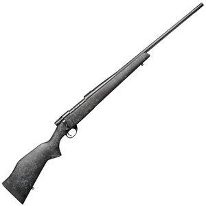 "Weatherby Vanguard Wilderness Bolt Action Rifle .270 Win 24"" Barrel 5 Rounds Carbon Fiber Composite Stock Matte Blued Finish"
