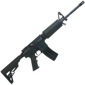 "Diamondback Firearms DB15US300B AR-15 Semi Auto Rifle .300 Blackout 30 Rounds 16"" Barrel Adjustable Stock Black"