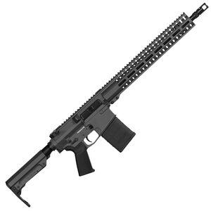 "CMMG Resolute 300 Mk3 Series .308 Winchester AR Style Semi Auto Rifle 16"" Barrel 20 Rounds CMMG RML15 M-LOK Hand Guard Cerakote Sniper Grey"