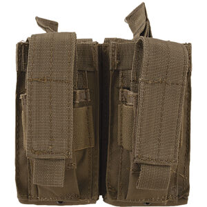 5ive Star Gear TOT-5S Double Open Top M4/M16 Magazine Pouch Coyote