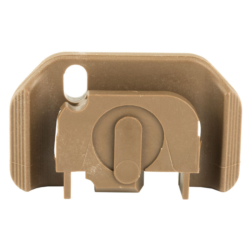 TangoDown Vickers Tactical Slide Racker fits Gen 1-4 GLOCK  17/19/22/23/26/27/34/35 Only Stainless Steel/Injection Molded Glass  Reinforced Nylon Wing