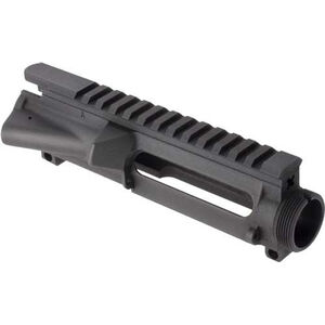 Radical Firearms AR-15 Stripped Upper Receiver 5.56 NATO M4 Feed Ramps Aluminum Anodized Black