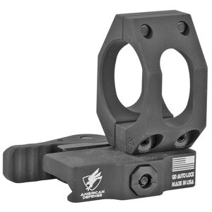 American Defense Manufacturing Aimpoint Low Optics Mount 30mm Tube Diameter QD Auto Lock Standard Style Black