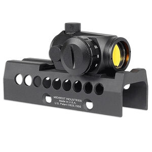 Midwest Industries Yugo M70/M85/M92 Aimpoint T1 Topcover Aluminum Black
