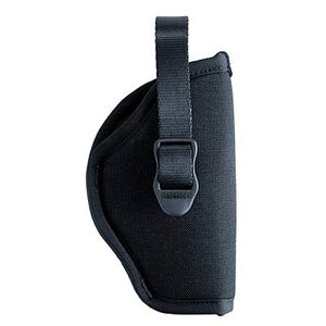 "BLACKHAWK! Hip Holster 4 1/2"" to 5"" Barreled Large Frame Autos, Right Hand, Open End, Black Nylon"