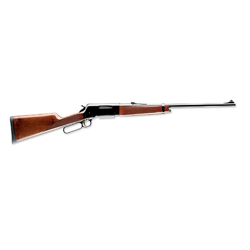 "Browning BLR '81 Lightweight Lever Action Rifle .308 Win 20"" Barrel 4 Rounds Walnut Stock Blued Finish 034006118"