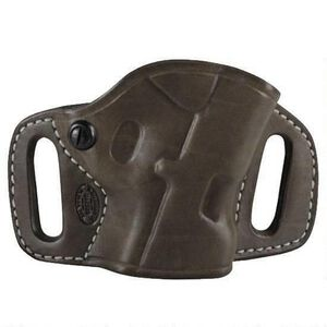 El Paso Saddlery High Slide for Ruger LC9 (w/Laser), Right/Russet
