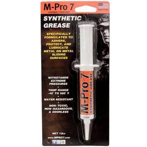 M-Pro 7 Synthetic Grease 12cc Syringe 070-1356