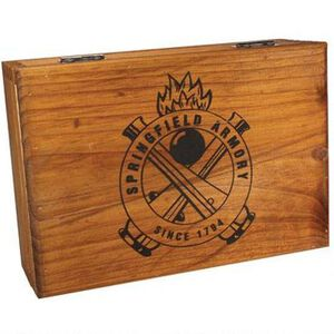 Springfield Armory 1911 Series Wooden Presentation Box GE5051/GE5052