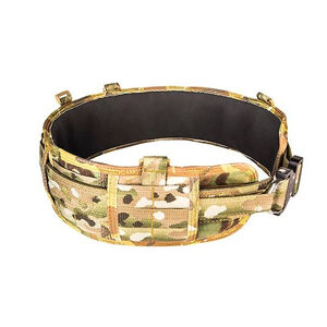High Speed Gear Sure Grip Padded Belt Slotted Large MultiCam