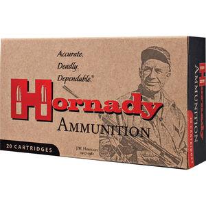 Hornady 6.8mm SPC Remington Ammunition 20 Rounds GMX 100 Grains