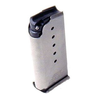 Kahr Arms Covert/MK/PM/CM 6 Round Mag 9mm Stainless
