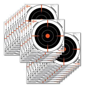"Allen Company EZ Aim Bull's-Eye Target 8""x8"" White And Black 26 Pack"