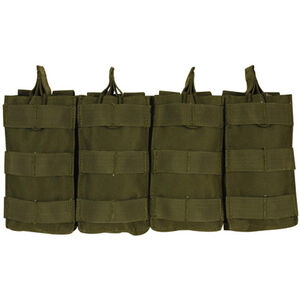 Fox Outdoor M4 120-Round Quick Deploy Pouch Olive Drab 56-604