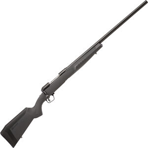 """Savage 110 Varmint Bolt Action Rifle .204 Ruger 26"""" Heavy Barrel 4 Rounds Synthetic Adjustable AccuFit AccuStock Black Finish"""