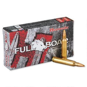Hornady Full Boar 6.5 Creedmoor Ammunition 20 Rounds GMX 120 Grains 81498