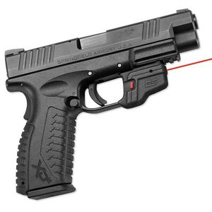 Crimson Trace DS-123 Defender Series Red Laser Sight for Springfield XD/XD(M)
