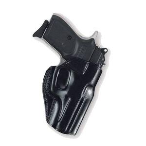 Galco Stinger Bersa Thunder .380 Belt Holster Right Hand Leather Black SG456B
