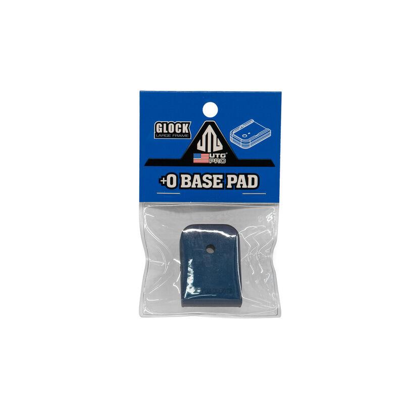 UTG PRO +0 Base Pad, Glock Large Frame, Matte Black Aluminum