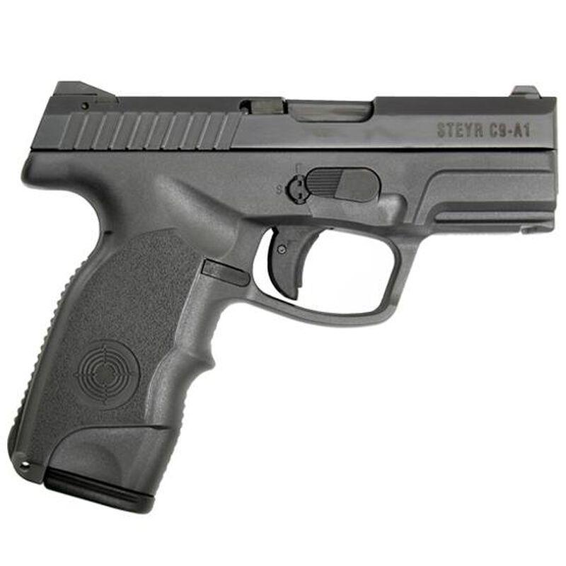 Steyr Mannlicher CA1 Semi Automatic Pistol  40 S&W 4