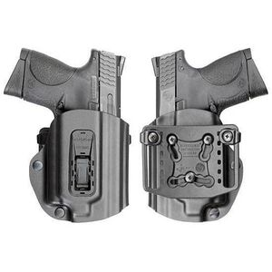 "Viridian C5 Series TacLoc Holster Springfield XD/XD(M) 3""/4"" Barrels Right Hand Kydex Black Finish TL-KH-C3"