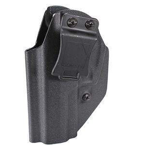 "Mission First Tactical H&K VP9/VP40 IWB/OWB Ambidextrous 1.5"" Belt Clip Polymer Black"