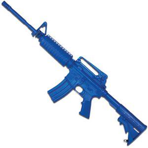 Rings Manufacturing BLUEGUNS M4 Open Stock Rifle Carbine Replica Training Aid Blue FSM4
