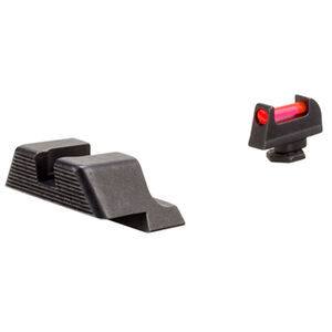Trijicon Fiber Sight Set for Glock 10mm/45ACP