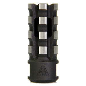 Black Rain Ordnance SLM Flash Suppressor .223/5.56 1/2-28 TPI Stainless Black BRO-MFS-SLIM