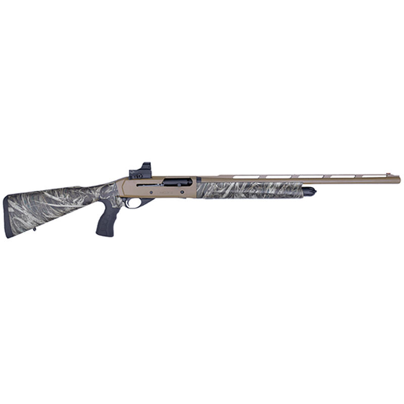 "EAA GiRSAN MC312 Gobbler 12 Gauge Semi Auto Shotgun 24"" Barrel Pistol Grip 3.5"" Chamber Camo Cerakote Finish"
