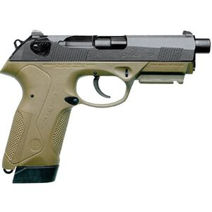 Beretta PX4 Storm Special Duty Semi Automatic Pistol .45 ACP 4.5 Extended Barrel 10 Rounds Synthetic Grip Flat Dark Earth JXF5F45