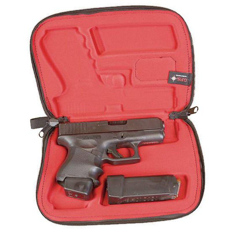 G-Outdoors Custom Molded For GLOCK Pistol Case Black GPS-907PC