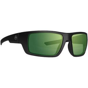 Magpul Apex Eyewear Ballistic Glasses Violet Lens Green Mirror Black Frame