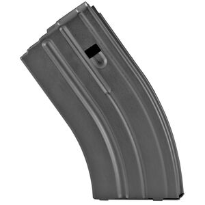 DURAMAG by CProductsDefense AR-15 SS Magazine 7.62x39 Soviet 20 Rounds Stainless Steel Matte Black Finish