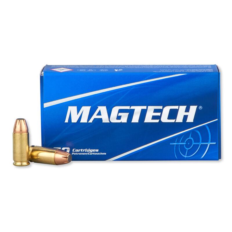 Magtech 9mm Luger Ammunition 1000 Rounds JSP 95 Grains 9D
