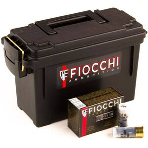 "Fiocchi Aero Slug 12 Gauge Ammunition 80 Rounds 2-3/4"" Rifled Slug 1 Ounce 12FSLUG"