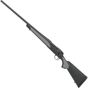 "Remington Model 700 SPS Bolt Action Rifle Left Hand .30-06 Springfield 24"" Barrel 4 Rounds Synthetic Stock Matte Blued Barrel"