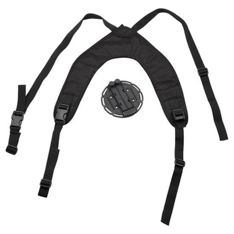 BLACKHAWK! Versa-Harness Holster/Accessory Platform Kydex/Nylon Black 44CH00BK