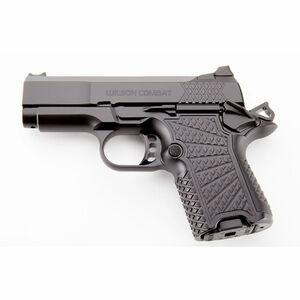 "Wilson Combat SFX9 9mm Luger Semi Auto Pistol 3.25"" Barrel 15 Rounds DLC Black Finish"