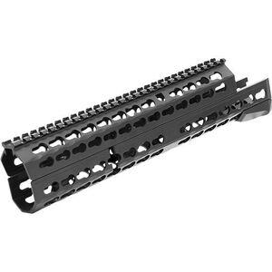"""Leaper UTG Chinese AK-47 13"""" Keymod Compatible Handguard Matte Finish Black MTU027SSKC"""
