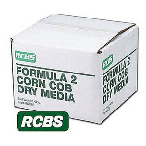 Dry Case Cleaner Formula 2 Corn Cob Media Two Pounds Box